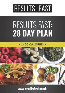 2400 Calorie Cover